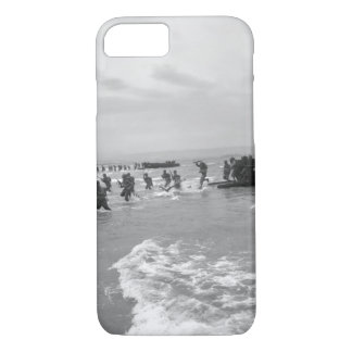"""From Coast Guard-manned """"sea-horse_War Image iPhone 7 Case"""