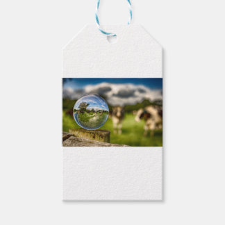 From Grass To Glass Gift Tags