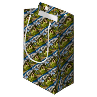 From Grass To Glass Small Gift Bag