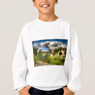 From Grass To Glass Sweatshirt