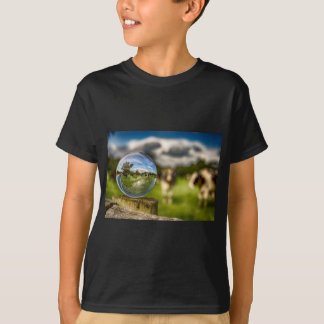 From Grass To Glass T-Shirt