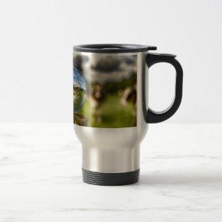 From Grass To Glass Travel Mug
