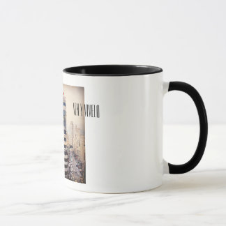 From Madrid to the sky Mug