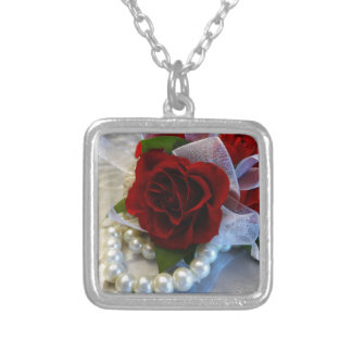 From Me to You Silver Plated Necklace