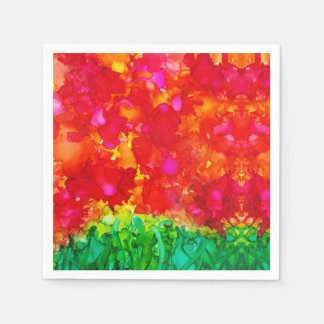 From My Garden Napkins Disposable Napkins