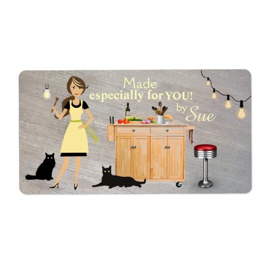 From My Kitchen to Yours Stickers