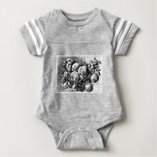 From my Secret Garden.tif Baby Bodysuit