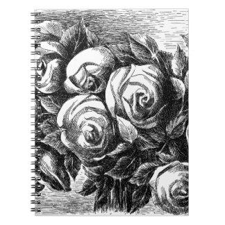 From my Secret Garden.tif Notebooks