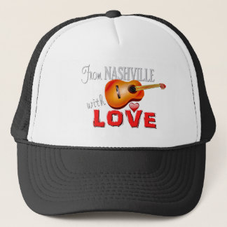 From Nashville with Love -- Trucker Hat
