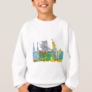 From Old To New York Sweatshirt