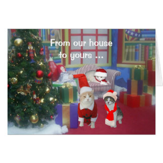 From Our House to Yours! Card