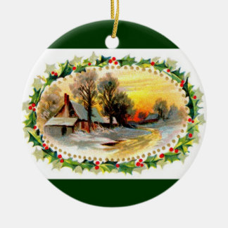 From Our House To Yours Christmas Ornament
