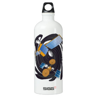 FROM OUTER WORLDS WATER BOTTLE