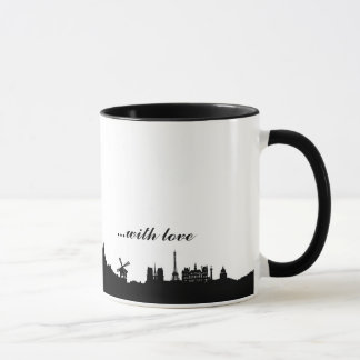 From Paris with coils Mug