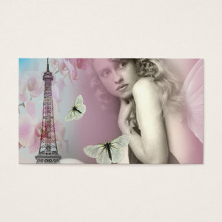 From Paris with Love Business Card