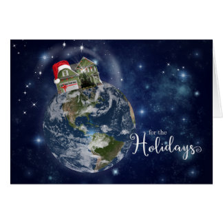 from Real Estate Office - Home for the Holidays Greeting Card