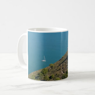 From sella del diavolo coffee mug