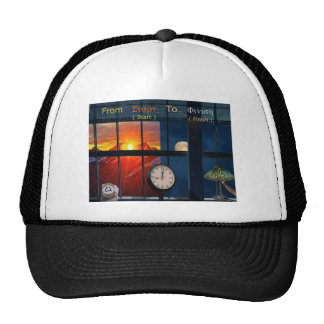 From Start to Finish Trucker Hat