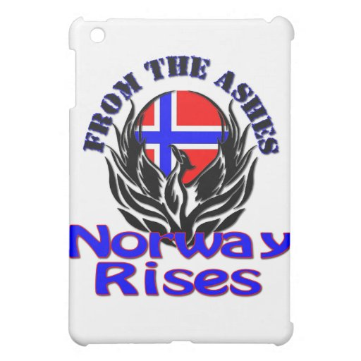 From the Ashes Norway Rises Cover For The iPad Mini