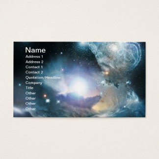 From the ashes of the first stars business card