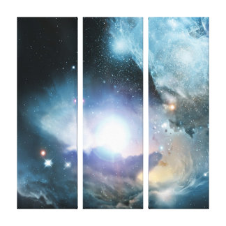 From the ashes of the first stars canvas print