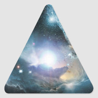 From the ashes of the first stars triangle sticker