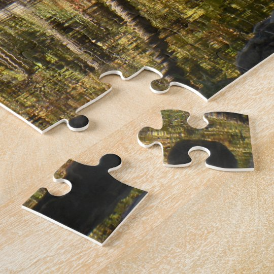 From the banks of the Buffalo National River Jigsaw Puzzle