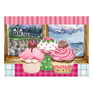 From the Beach Kitchen - SRF Large Business Card