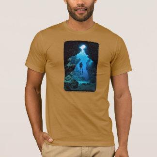 From The Depths - Organic. Cinder (mens) T-Shirt