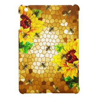FROM THE FLOWER TO THE HIVE COVER FOR THE iPad MINI