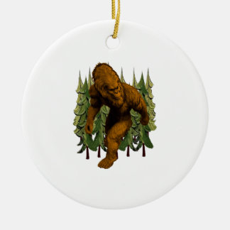 FROM THE FOREST CERAMIC ORNAMENT