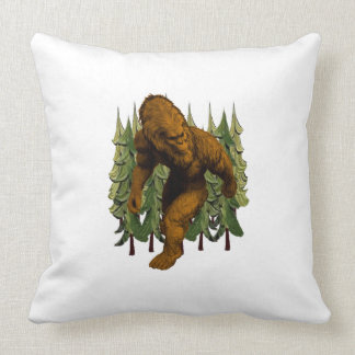 FROM THE FOREST THROW PILLOW