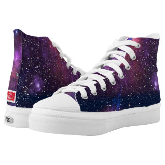 From the infinite and beyond high tops