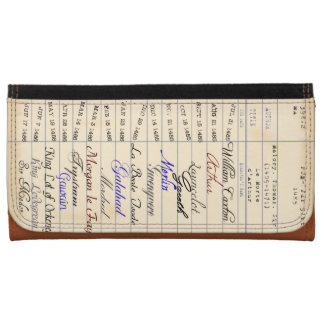 From the Library of Camelot Wallet