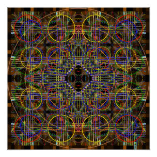 From the Some Symmetry series Perfect Poster