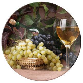 From the Vineyard Custom Decorative Plate
