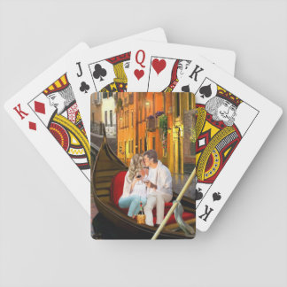 From Venice with Love Playing Cards