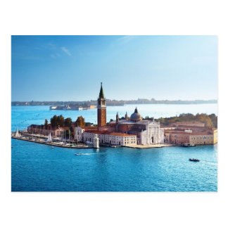 From Venice with Love Postcard