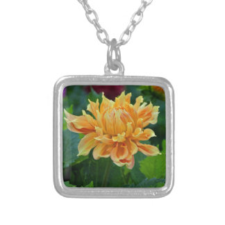 From Your Window Silver Plated Necklace