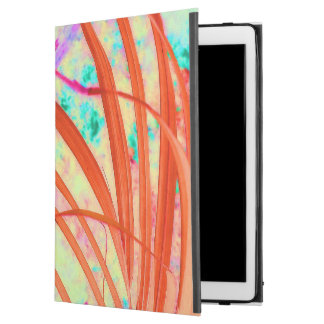 "Fronds Go Red iPad Pro 12.9"" Case"