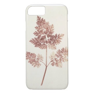 Fronds of Leaves, 1843 (b/w photo) iPhone 7 Case