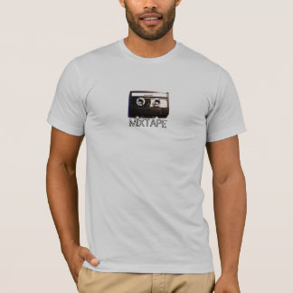 front/back MIXTAPE -with customizable tape label! T-Shirt