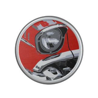 Front car color speaker