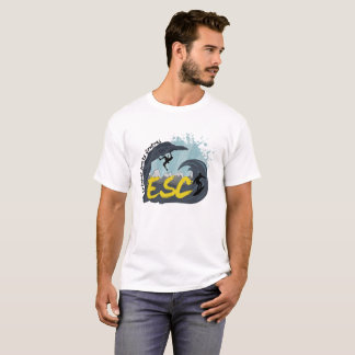 Front Design T-Shirt Mens