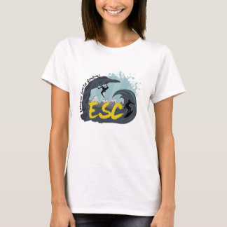 Front Design T-Shirt Womens