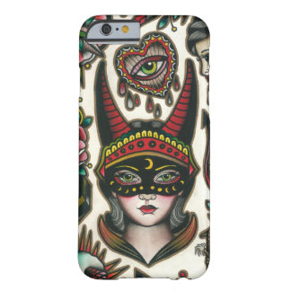 front dietzel barely there iPhone 6 case