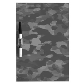 Front means Dry pencil Erase Board Camouflage