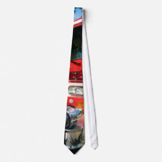 Front of Fire Engine Tie