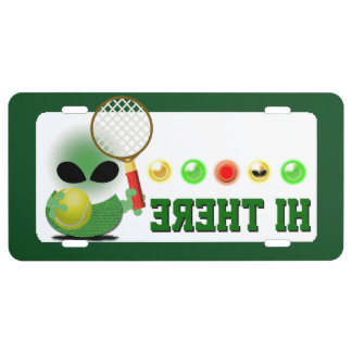 Front plate Hi there Alien tennis player