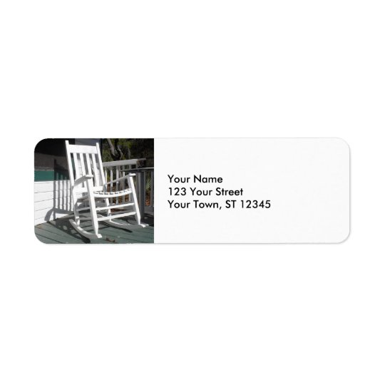 Front Porch Rocking Chair